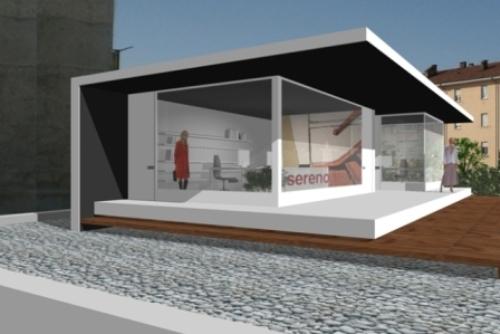Sereno Design nuovi Uffici commerciali a Cuneo by Barra&Barra - 01