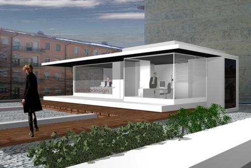Sereno Design nuovi Uffici commerciali a Cuneo by Barra&Barra - 02