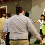 Stand bioedilizia BarraeBarra alla Grande Fiera d'Estate 01