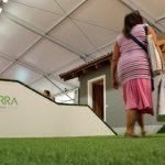 Stand bioedilizia BarraeBarra alla Grande Fiera d'Estate 06