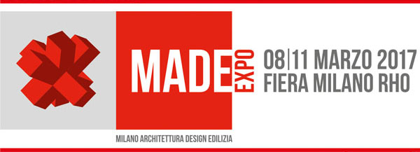 Barraebarra sarà presente al Made Expo 2017