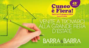 Barraebarra sarà presente alla Grande Fiera d'Estate 2018