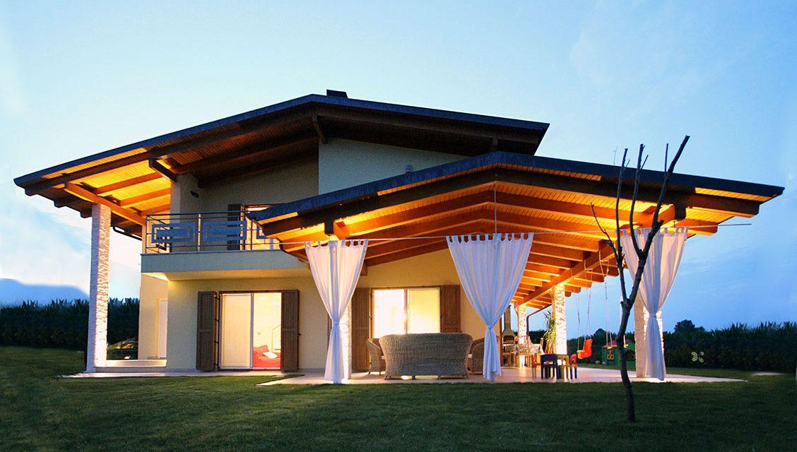 Il risparmio energetico delle case in legno