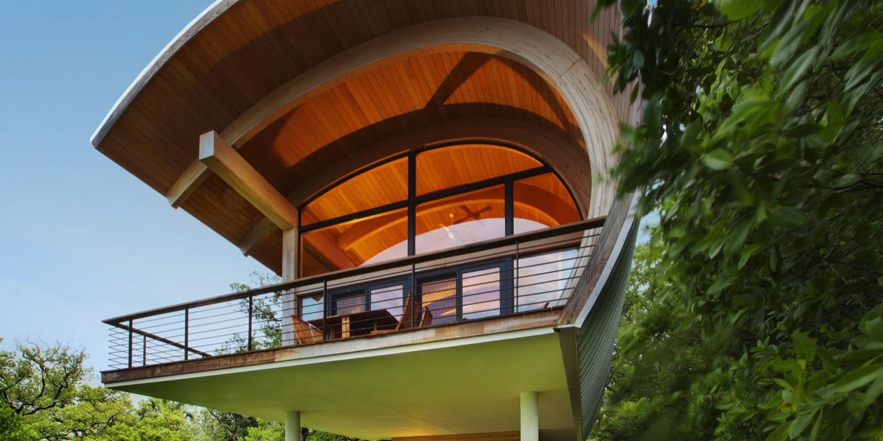 Casa in legno tra gli alberi Casey Key Guest House