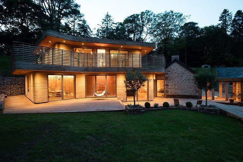 Un Cottage in Legno da Favola in Cornovaglia