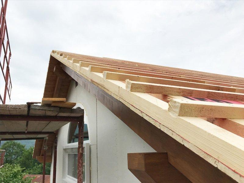 Isolamento termico delle case in legno e massima efficienza energetica
