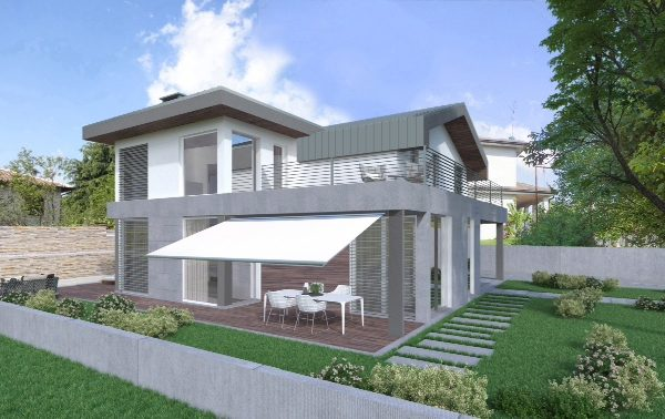 come scegliere il terreno di una casa in legno