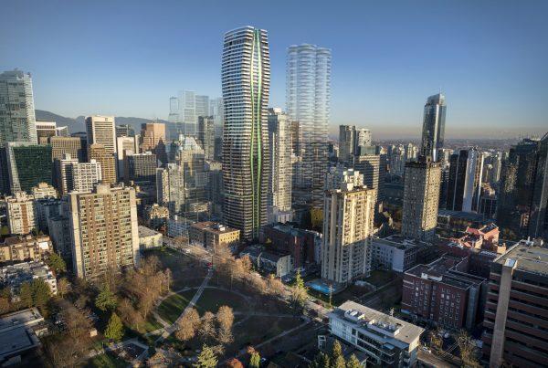edificio passivhaus più alto del mondo