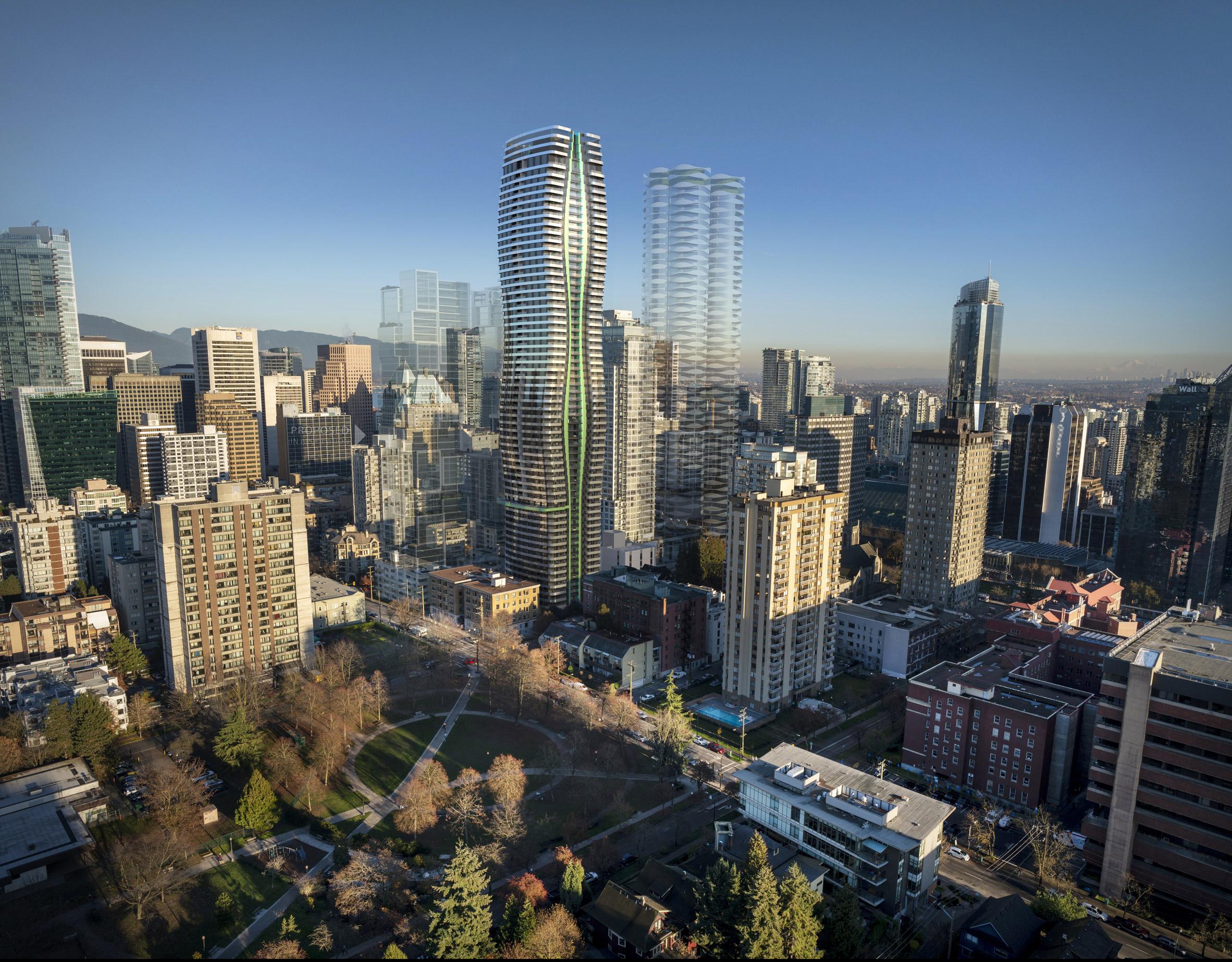 L'edificio PassivHaus più alto del mondo progettato in Canada