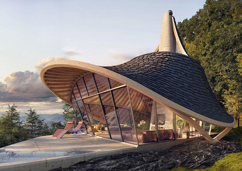 """Un piccolo """"santuario"""" nella natura: ecco Yezo in Giappone"""