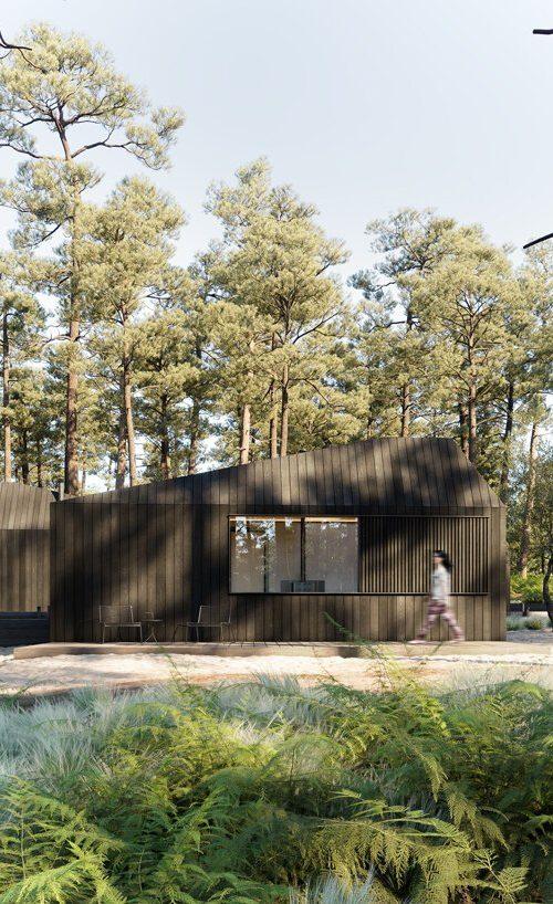 koto design hytte