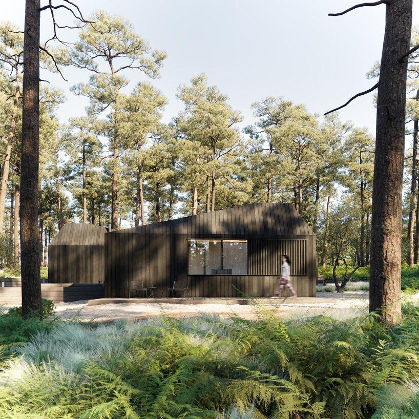 Hytte: la cabina modulare per il turismo sostenibile
